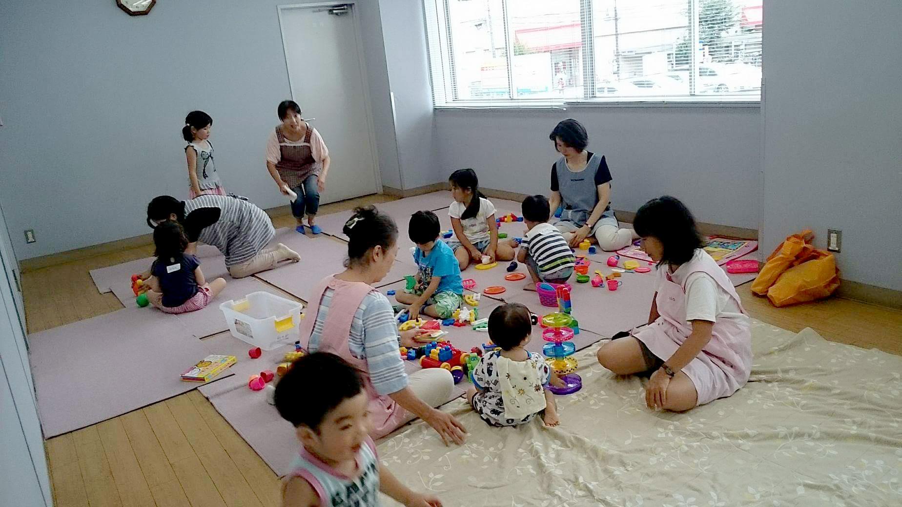 子育て支援団体への会員派遣事業